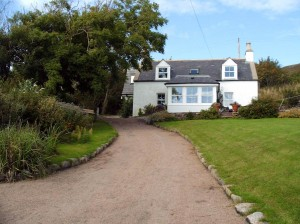 castlehill self catering cottage achiltibuie