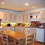 Achiltibuie self catering cottage kitchen