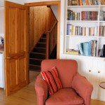 Achiltibuie self catering cottage sitting room