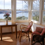 Achiltibuie self catering cottage sun lounge
