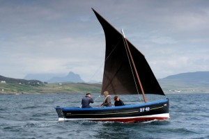 sailing at achiltibuie summer isles