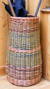 willow umbrella stand